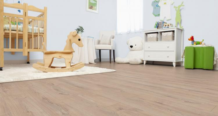 LA09 Laminat Oak Light Beige